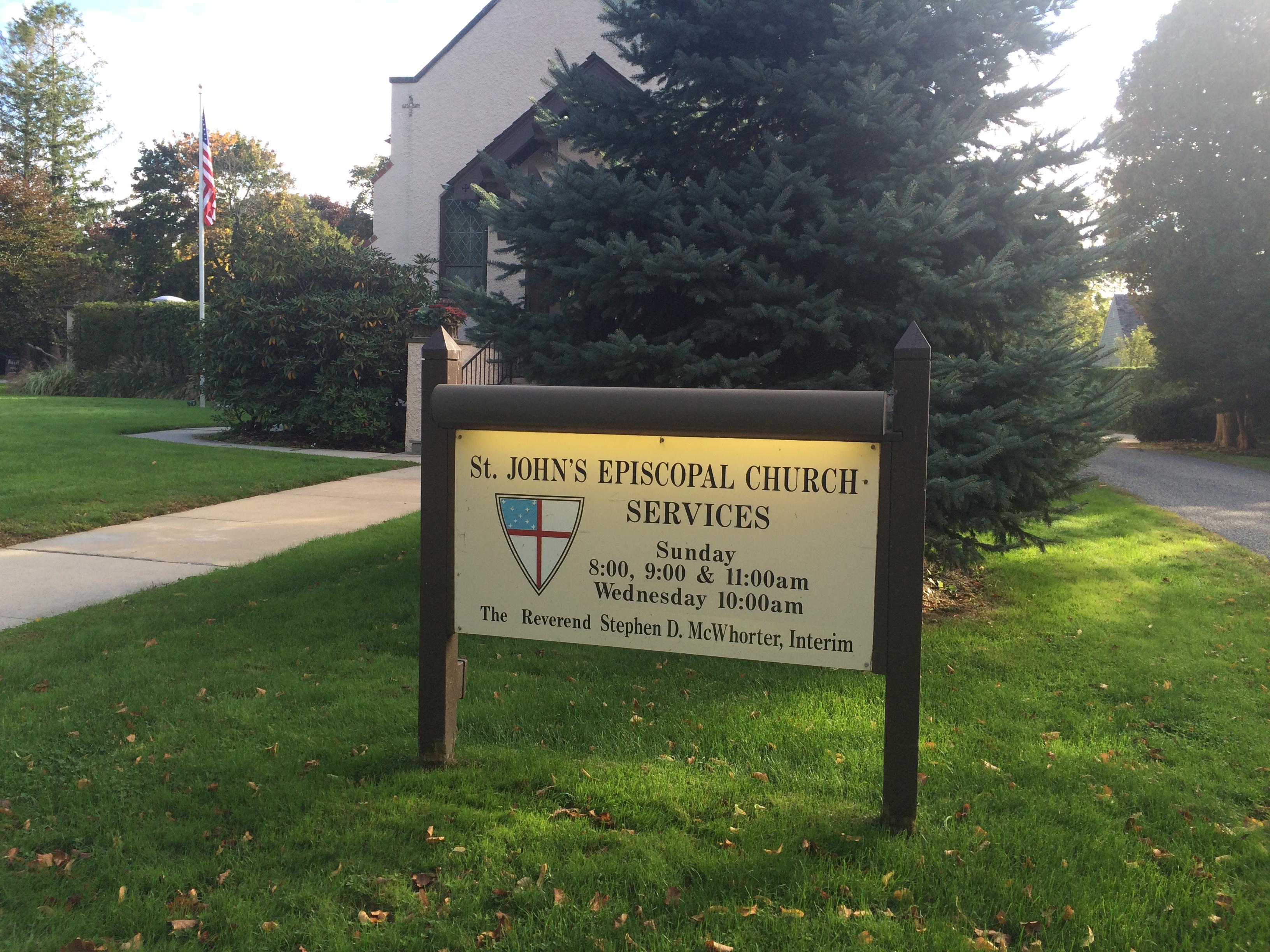 St John's Sign